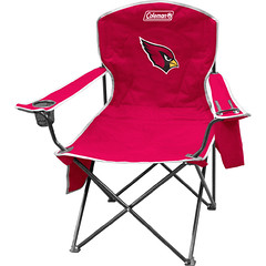 Arizona Cardinals Tailgate/Camping Cooler Chair