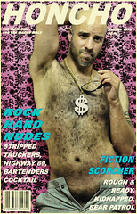 70s Gay Magazine (miserablespice) Tags: male porn honcho