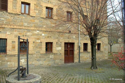 Convento abandonado de las Carmelitas Descalzas