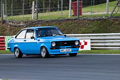 Steve @ Brands Hatch (Simon Didmon) Tags: ford nikon day sigma hatch f28 escort rs2000 brands trackday 70200mm d3000