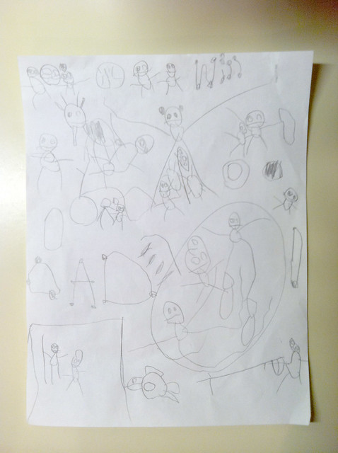 Birthday Drawing from Will (4)