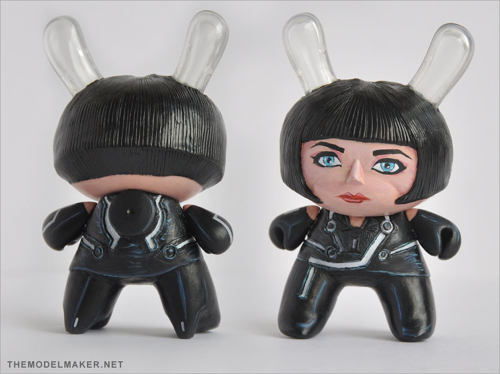 Tron Legacy Quorra Dunny