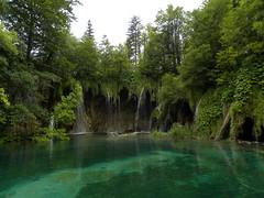Plitvice Nemzeti Park (v zsofia) Tags: park lake waterfall viz plitvice jezera tavak plitvika vizeses