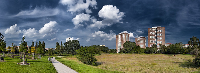 Marzahn Panorama by solemone
