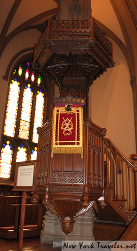 Trinity29 Pulpit