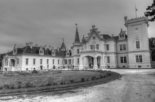 Nádasdy castle HDR