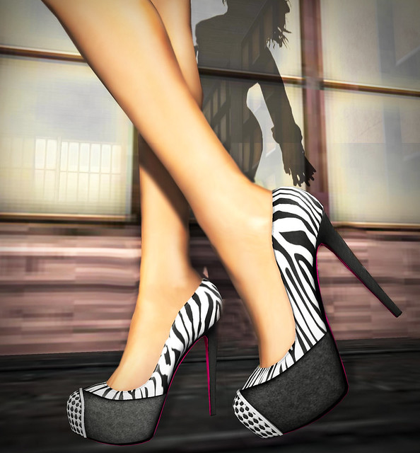 NX-Nardcotix Shana Unleashed Zebra'd