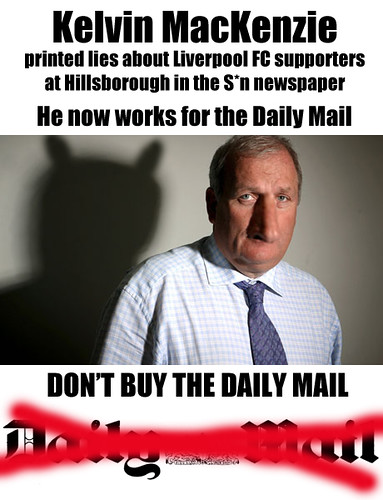 Kelvin MacKenzie - Don't buy the Daily Mail