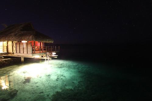 Overwater Huts