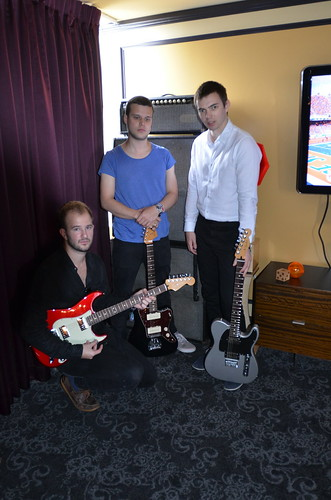 photo of the band White Lies