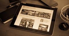 Apple iPad 2 at work