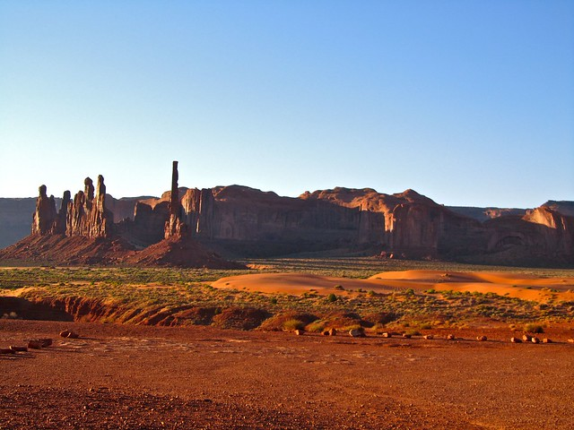 Totem Pole, Monument Valley, Utah
