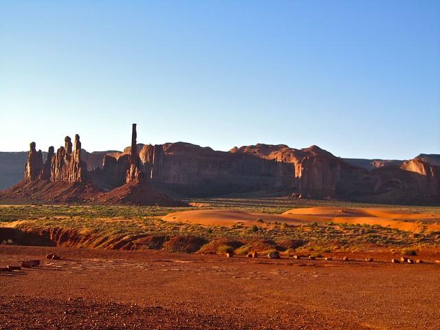 Totem Pole, Monument Valley, Utah