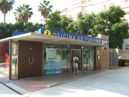 Oficina de Turismo de Málaga