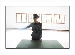 The DMZ at Panmunjom, DPRK (North Korea). September 2011. (adaptorplug) Tags: asia korea communism kimjongil socialism northkorea pyongyang dprk kimilsung democraticpeoplesrepublicofkorea koryotours september2011 massgamesmegatour koryotoursseptember2011