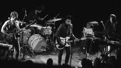 Twin Shadow in Chicago