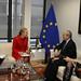 Presentació de l'Euroregió al Parlament Europeu | Présentation de l'Eurorégion au Parlement Européen