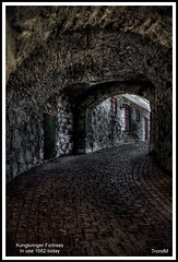 Entrance to Kongsvinger Fortress (TM photoz - TrondM) Tags: fortress festning hdr kongsvinger 550d flickraward trondm