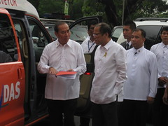 Secretary Singson and President Aquino