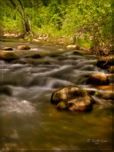 Monte Cristo Creek by Just Used Pixels
