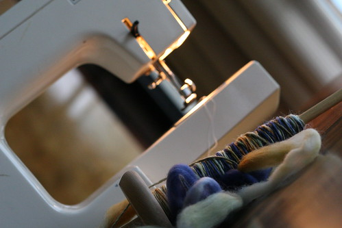 sewing & spinning