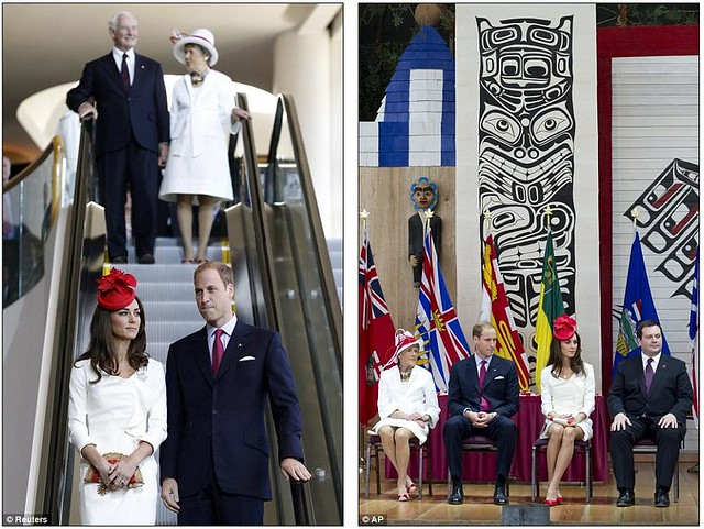 William and Kate a VERY warm Canada Day    William and Kate a VERY warm Canada Day   William and Kate a VERY warm Canada Day   William and Kate a VERY warm Canada Day  19