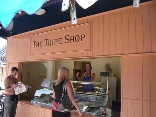Tripe market