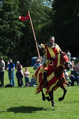 happy knight (marsupium photography) Tags: scotland knights jousting linlithgow magnushagdornsummereventsassignment