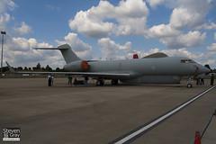 ZJ694 - 9135 - Royal Air Force - Bombardier BD-700-1A10 Sentinel R1 - 110702 - Waddington - Steven Gray - IMG_4736