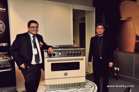 Mr John Cho & Mr Cho