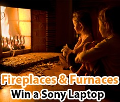 Fireplaces and Furnaces Photo Contest on Lenzr.com