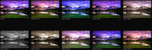 National Geographic presets pack for Aperture