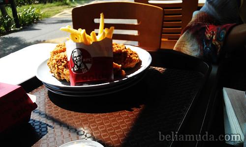 Hidangan KFC Malaysia