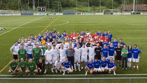 VI. Torneo Caja Laboral de fútbol 7