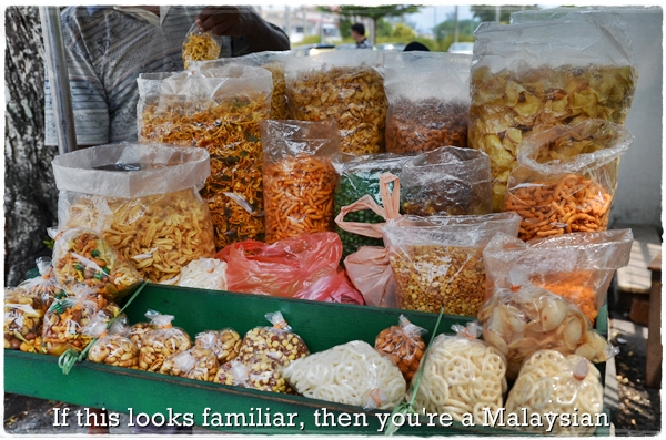 Array of Kacang Putih
