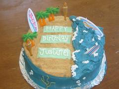 Tropical Cake by Patti J and Mara