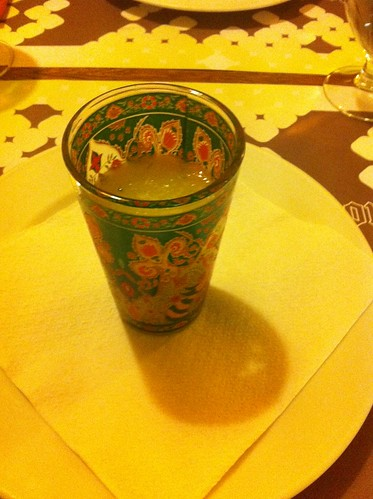Vic | El Rebost del Canonge | Sopa de melón