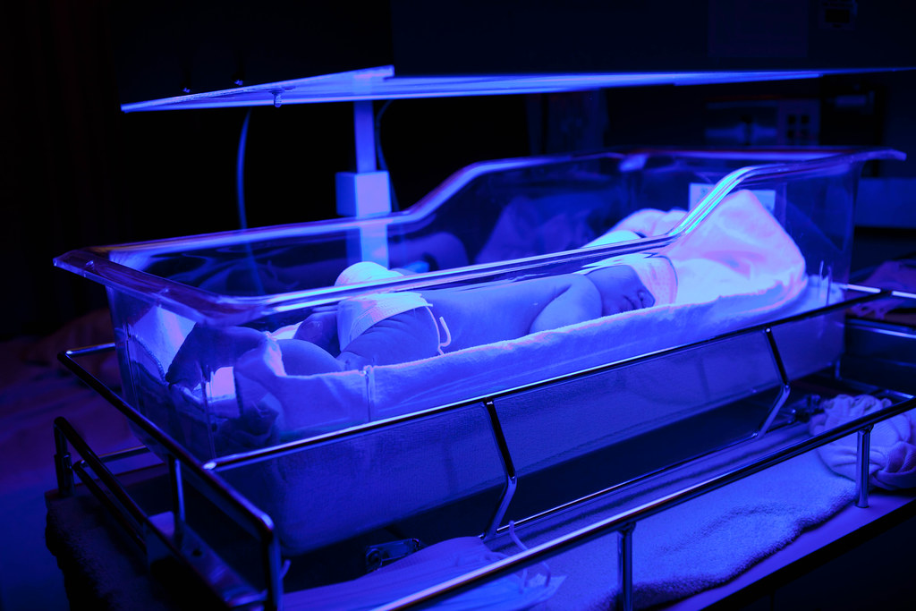 Baby's First Tanning Bed