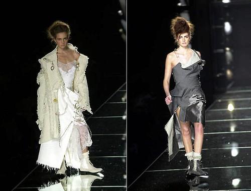 John-Galliano-colección-Clochard-Dior-Spring-2000