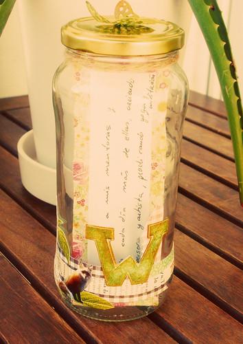 Mi jarra de los deseos
