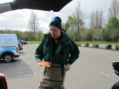 River Teith 2011 (Frank Chapman) Tags: fishing chappy salmonfishing teith riverteith