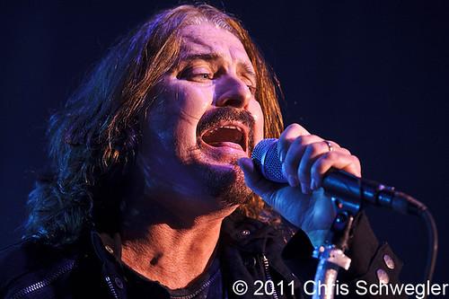 Dream Theater - 10-03-11 - Royal Oak Music Theatre, Royal Oak, MI