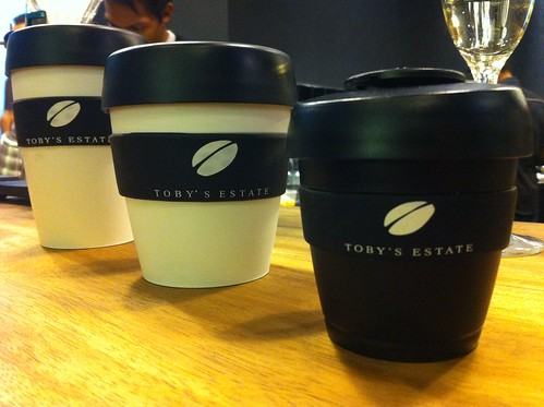 Toby's Estate's Keep Cups