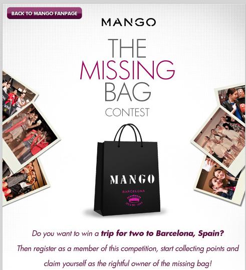 missing bag