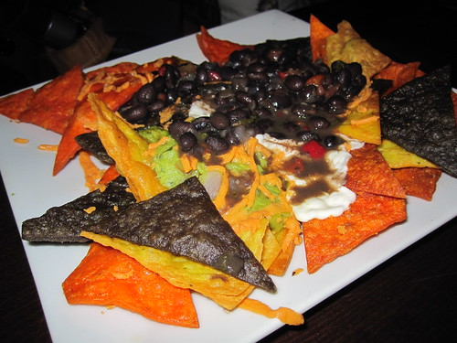 The V Spot - Nachos