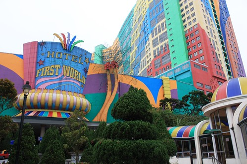 FGenting Highlands - A Short Vacation from my Backpacking Trip