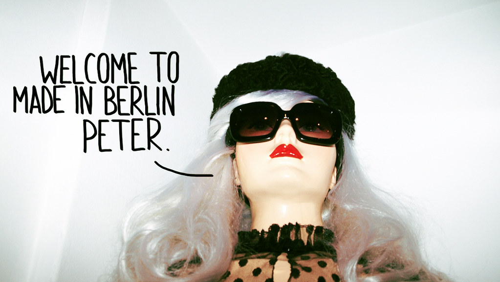 welcome to made in berlin peter