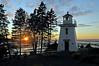 DGJ_4363 - Sunset at Walton Harbour Lighthouse (archer10 (Dennis) 125M Views) Tags: lighthouse canada nikon novascotia harbour free bayoffundy dennis jarvis walton d300 iamcanadian 18200vr freepicture 70300mmvr dennisjarvis archer10 dennisgjarvis wbnawcnns gooscaptrail