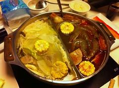 滿堂紅頂級麻辣鴛鴦火鍋(松江店)