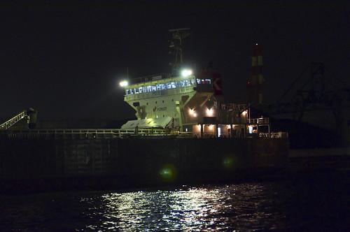 電源開発 貨物船